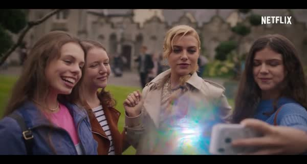 serie Netflix Destin : La saga Winx