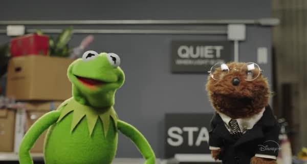 serie Amazon Prime Vide Le Nouveau Muppet Show