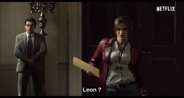 serie Netflix Resident Evil : Infinite Darkness