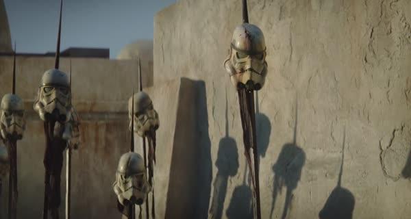 serie Amazon Prime Vide The Mandalorian